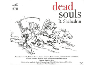 VARIOUS - The Dead Souls [Doppel-cd] - (CD)