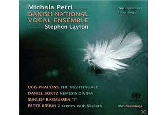 VARIOUS - The Nightingale [Hybrid Sacd] - (CD)