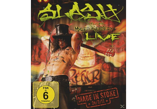 Slash - Made In Stoke 24/7/11 [Blu-ray]