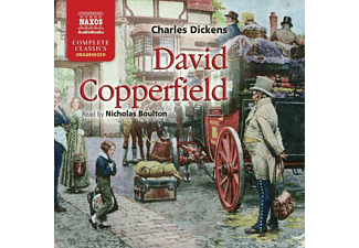 David Copperfield - 28 CD - Hörbuch