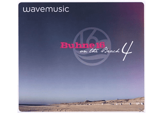 VARIOUS - Wavemusic presents: Buhne 16-on the beach 4 - (CD)