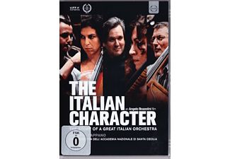 Diverse;Pappano/Orchestra Dell'accademia - The Italian Character: The story of a great Italian Orchestra - (DVD)
