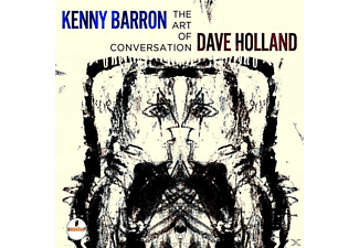 Kenny Barron, Dave Holland - The Art Of Conversation - (CD)