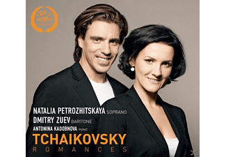 PETROZHITSKAYA,NATALIA/ZUEV,DMITRY/ - Romances - (CD)