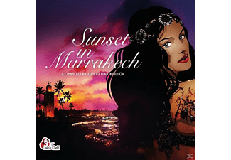 VARIOUS - Sunset In Marrakech - (CD)