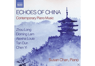 Susan Chan - Echoes Of China [CD]