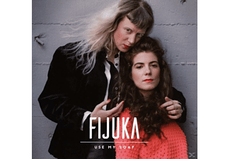 Fijuka - USE MY SOAP - (CD)