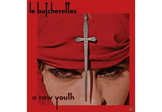 Le Butcherettes - A Raw Youth [CD]