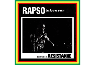 Brother Resistance - Rapso Ear Records - (Vinyl)