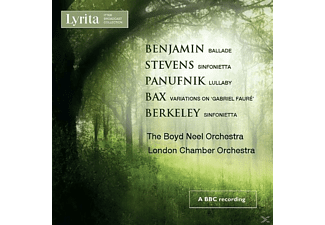 The Boyd Neel Orchestra, London Chamber Orchestra, Boyd Neel, Bernard Anthony - Werke Für Streichorchester - (CD)
