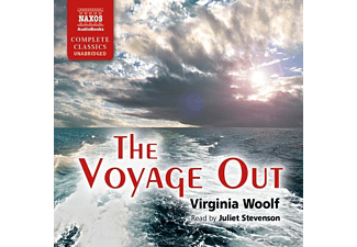 The Voyage Out - 13 CD - Hörbuch