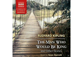 The Man Who Would Be King And Other Stories - 8 CD - Hörbuch