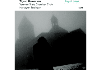 The Yerevan State Chamber Choir, Tigran Hamasyan - Luys I Luso - (CD)