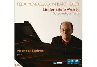 Michael Endres - Lieder Ohne Worte [CD]