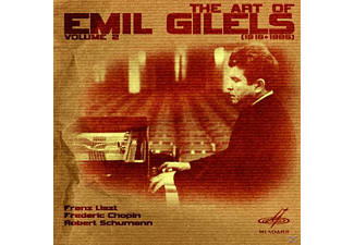 Emil Gilels - Klaviersonaten/Art Of Gilels 2 - (CD)