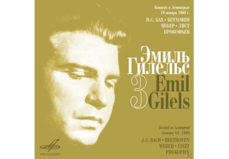 Emil Gilels - Gilels Edition Vol.3-Sonaten/+ - (CD)