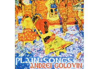 Rudin - PLAIN SONGS - (CD)