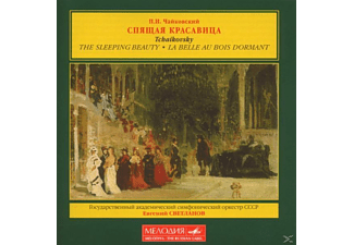 Ussr State Symphony Orchestra - THE SLEEPING BEAUTY - (CD)