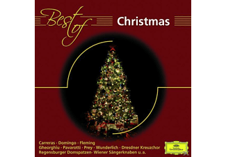 Domingo/Fleming/Gheorghiu/Pavarotti/Wunderlich/+ - Best Of Christmas (Eloquence) [CD]