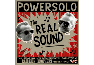 Powersolo - The Real Sound - (CD)
