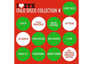 VARIOUS - Zyx Italo Disco Collection 4 - (CD)