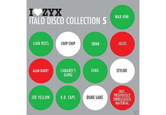 VARIOUS - Zyx Italo Disco Collection 5 [CD]