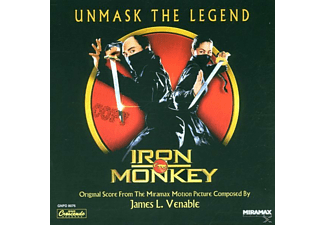 VARIOUS, OST/VARIOUS - Iron Monkey - (CD)