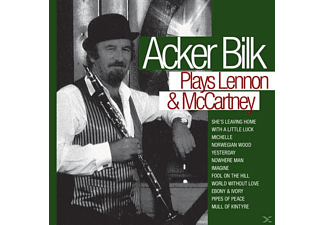 Acker Mr.bilk´s, Acker Bilk - Acker Bilk Plays Lennon & Mccartney [CD]