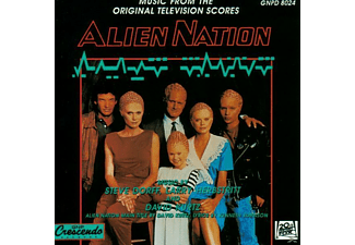 VARIOUS, OST/VARIOUS - Alien Nation (Tv-Scores) [CD]