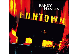 Randy Hansen - Funtown - (CD)