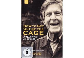 Frank Scheffer - How to Get out of the Cage: a Year with John Cage - (DVD)