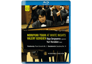 Nobuyuki Tsujii - At White Nights [Blu-ray]
