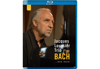 Jacques Trio Loussier - Play Bach...And More - (Blu-ray)
