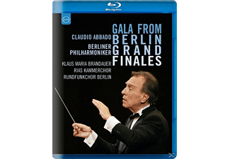 Claudio Abbado - Gala From Berlin-Grand Finales - (Blu-ray)