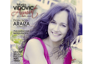 Marija  Vidovic - Anmut-My Favorite Arias - (CD)