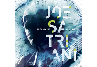 Joe Satriani - Shockwave Supernova - (CD)