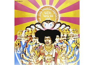 The Jimi Hendrix Experience - Axis: Bold As Love =Mono= - (Vinyl)