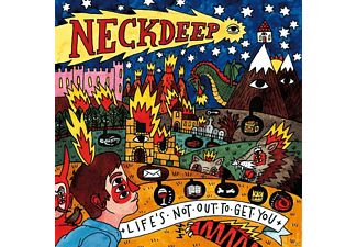 Neck Deep - Life's Not Out To Get You - (CD)