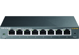 TP-LINK TL-SG108E, Switch