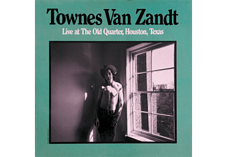 Townes Van Zandt - Live At The Old Quarter [Vinyl]