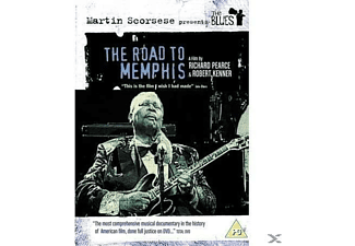 The Road to Memphis - (DVD)