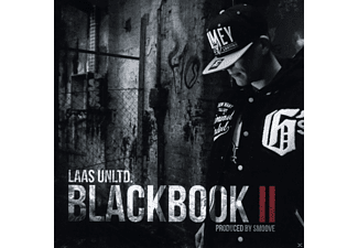 Laas Unltd. - Blackbook II [CD]
