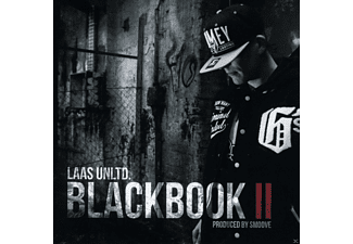 Laas Unltd. - Blackbook II - (CD)