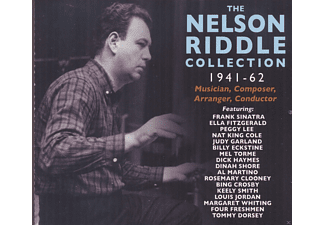 Nelson Riddle - The Nelson Riddle Collection 1941-62, Vol. 2 - (CD)