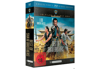 Shaw Brothers Mega Box - Best of Shaw Brothers [Blu-ray]