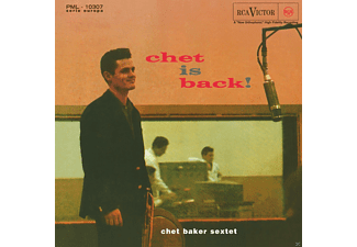 Chet Sextet Baker - Chet Is Back! - (Vinyl)