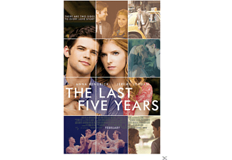 The Last Five Years - (DVD)