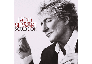 Rod Stewart - Soulbook [CD]