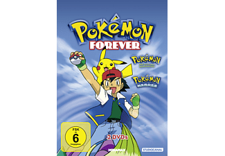 Pokémon (Forever Edition) - (DVD)