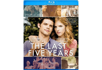 The Last Five Years - (Blu-ray)